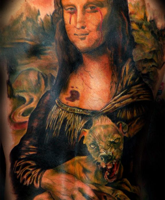 Johnny Jackson Tattoos Since 1992
